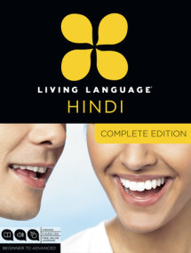Living Language Hindi, Complete Edition