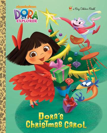 Dora's Christmas Carol (Dora the Explorer) by Golden Books