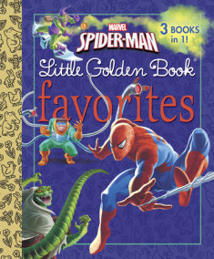 Marvel Spider-Man Little Golden Books Favorites (Marvel: Spider-Man)