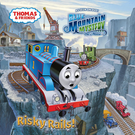 Risky Rails! (Thomas & Friends) by Rev. W. Awdry