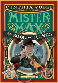 Mister Max: The Book of Kings