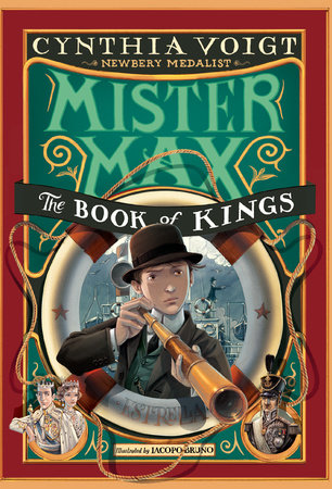 Mister Max: The Book of Kings by Cynthia Voigt