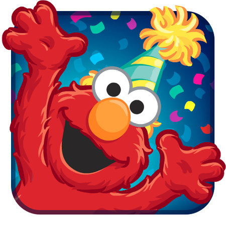 Elmo's Big Birthday Bash! - A Step Into Reading App by Kama Einhorn