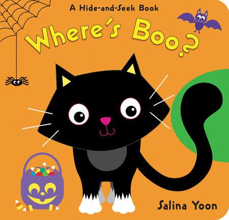 Where's Boo? by Salina Yoon