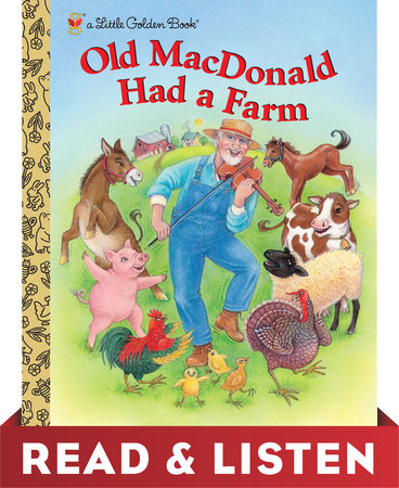 Old Macdonald Had a Farm: Read & Listen Edition