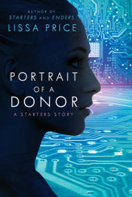 Portrait of a Donor: A Starters Story