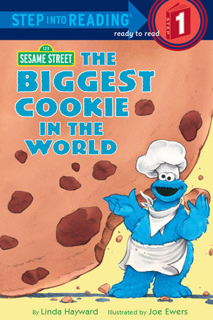 The Biggest Cookie in the World (Sesame Street)