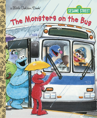 The Monsters on the Bus by Sarah Albee