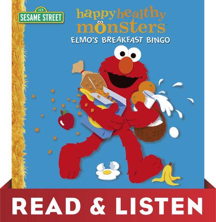 Elmo's Breakfast Bingo (Sesame Street)