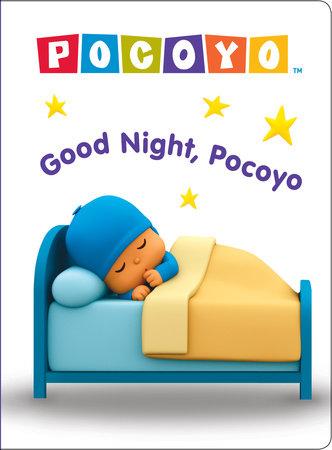 Good Night, Pocoyo (Pocoyo) by Kristen L. Depken