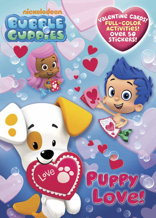 Puppy Love! (Bubble Guppies) by Golden Books