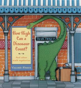 How High Can a Dinosaur Count?
