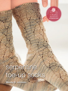Serpentine Socks