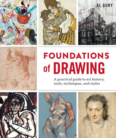 Foundations of Drawing by Al Gury