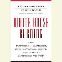 White House Burning Cover