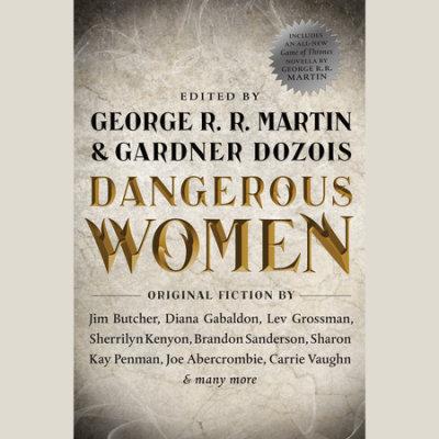 Dangerous Women cover
