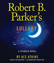 Robert B. Parker's Lullaby Cover