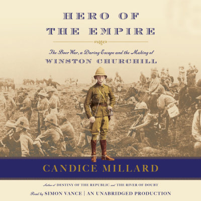 Hero of the Empire cover