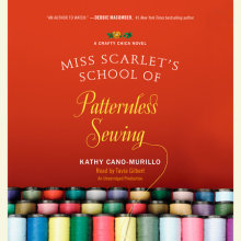 Miss Scarlet's School of Patternless Sewing Cover