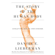 The Story of the Human Body Cover