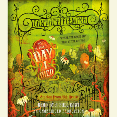On the Day I Died cover