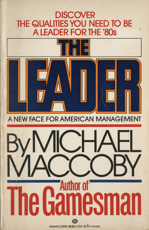 The Leader by Michael Maccoby