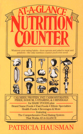 At-a-Glance Nutrition Counter by Patricia Hausman