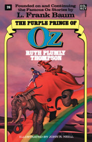 Purple Prince of Oz (The Wonderful Oz Books, No 26)