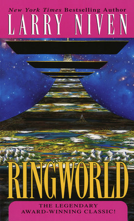 The cover of the book Ringworld