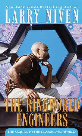 RINGWORLD ENGINEERS by Larry Niven
