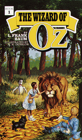 The Wizard Of Oz By L Frank Baum 9780345335906 Penguinrandomhouse Com Books