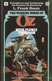 The Wishing Horse of Oz (Wonderful Oz Bookz, No 29)
