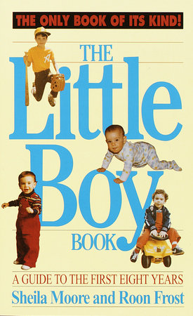 The Little Boy Book by Sheila Moore