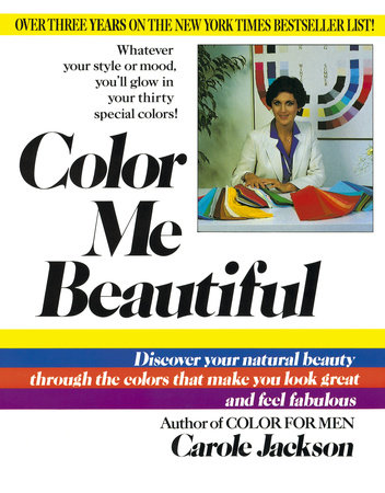 Color Me Beautiful by Carole Jackson