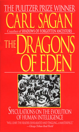 Dragons of Eden Book Cover Picture