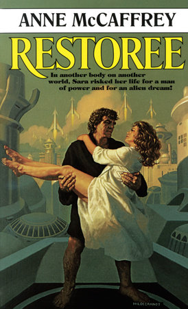 RESTOREE by Anne McCaffrey