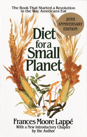 The cover of the book Diet for a Small Planet