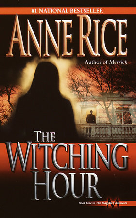 The cover of the book The Witching Hour