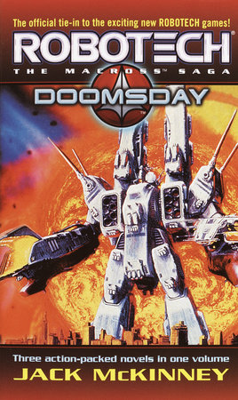 Robotech: The Macross Saga: Doomsday by Jack McKinney