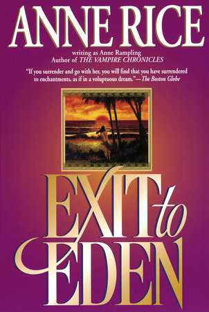 The cover of the book Exit to Eden