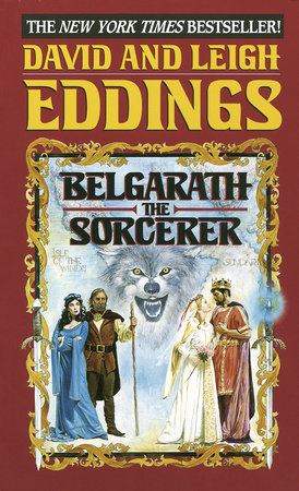 Belgarath the Sorcerer by David Eddings and Leigh Eddings