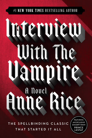 The cover of the book Interview with the Vampire