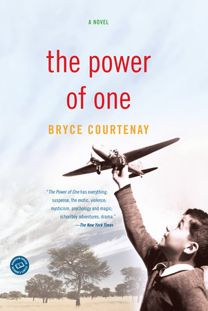 19e244f8e1d0 The Power of One by Bryce Courtenay - Reading Guide ...