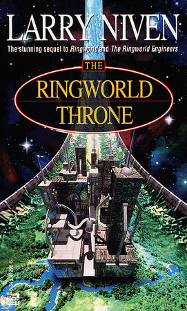 Ringworld Throne by Larry Niven