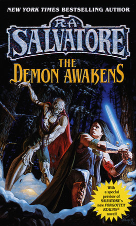 The Demon Awakens by R.A. Salvatore