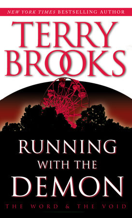 The cover of the book Running with the Demon