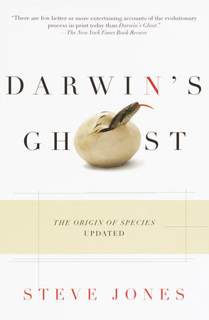 Darwin's Ghost by Steve Jones