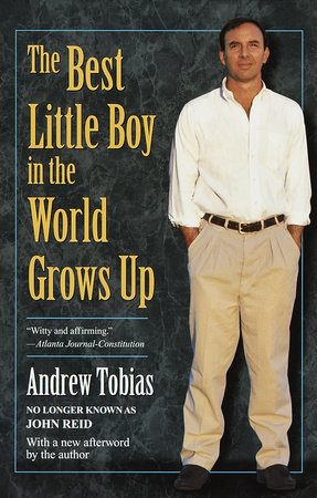 The Best Little Boy in the World Grows Up Book Cover Picture