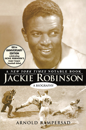 The cover of the book Jackie Robinson