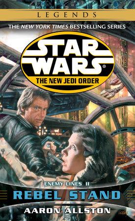 Star Wars: The New Jedi Order: Rebel Stand